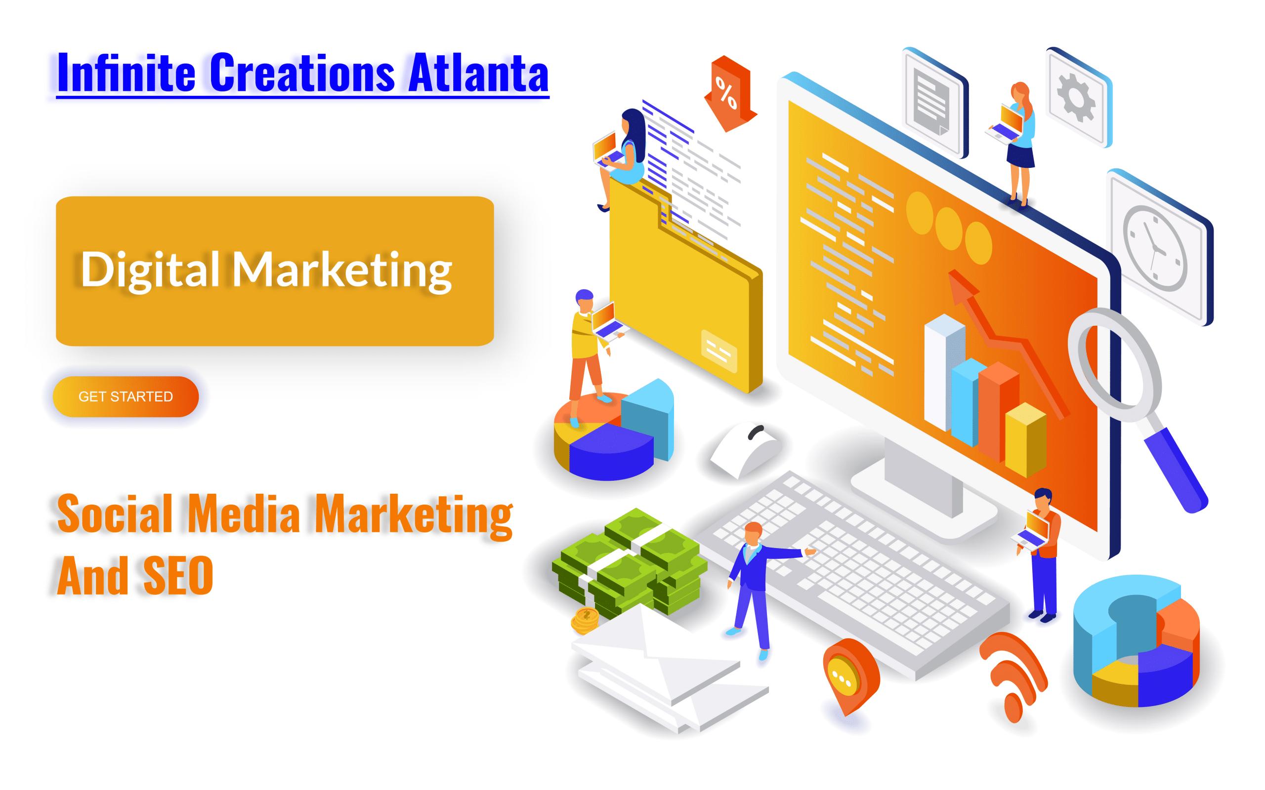 Infinite Creations Atlanta Digital Marketing News