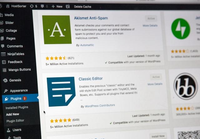 WordPress-Dashboard-Infinite-Creations-Atlanta