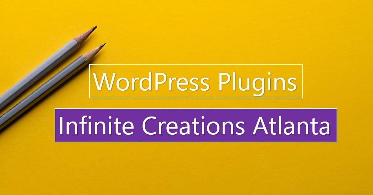 WordPress-Plugin-Infinite-Creations-Atlanta
