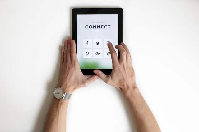 connecting-all-social-media