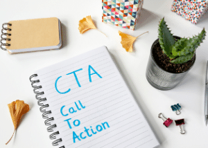 Call to action notebook